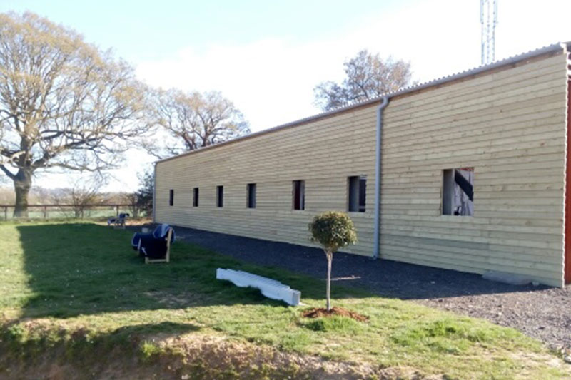 Sicklesmere Barn Conversion
